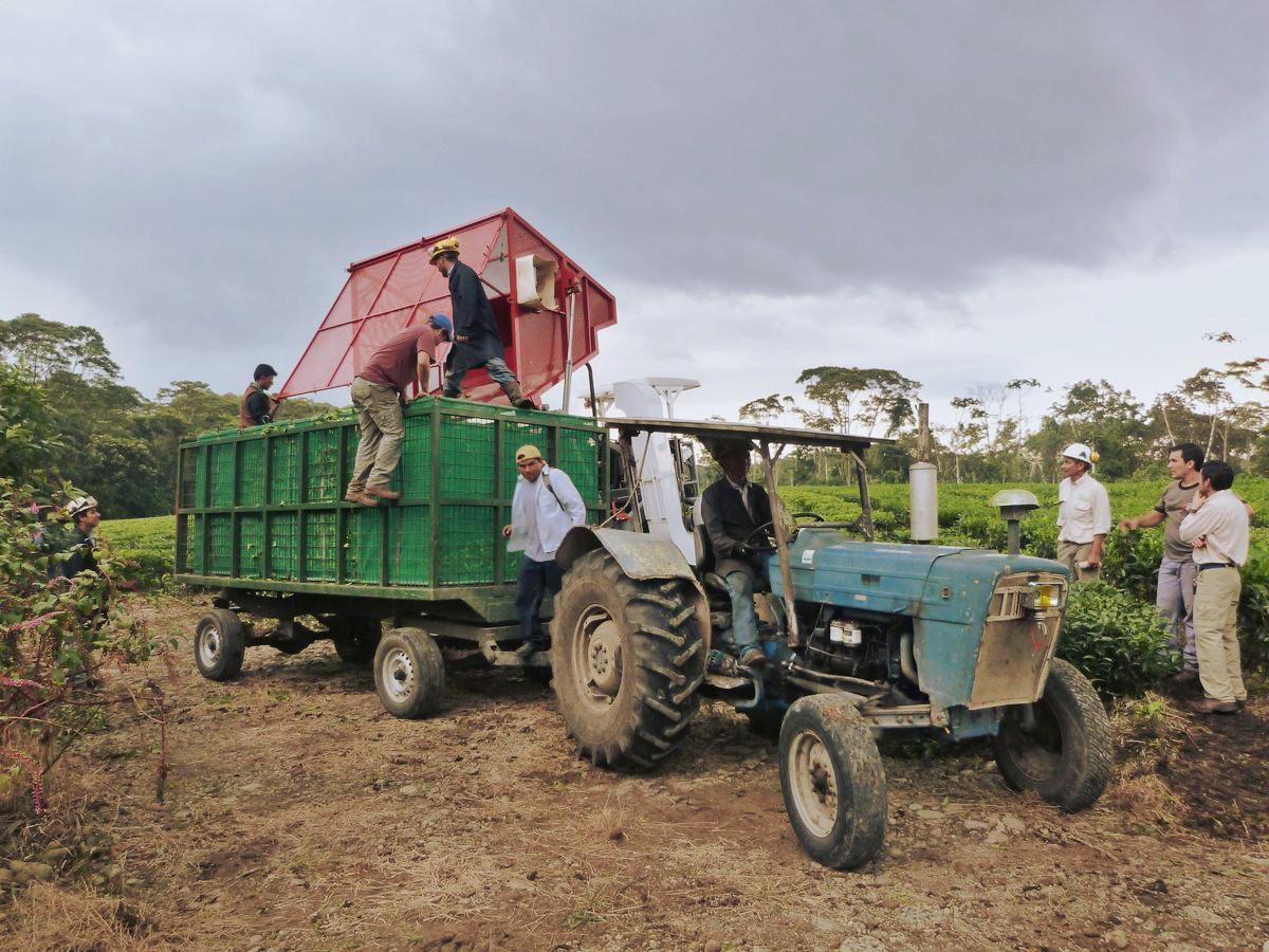 Tecnificando el Agro realizó entrevistas sobre el desarrollo de la MTH-500 para la exportación a Ecuador